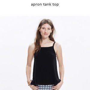 Madewell Apron Tank Top Medium